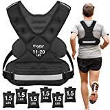 Aduro Sport Weighted Vest Workout Equipment