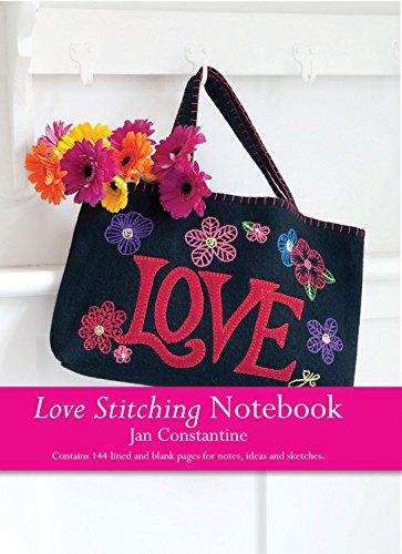 Love Stitching Notebook - Love