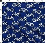 Fahrräder Stoffe - Individuell Bedruckt von Spoonflower -