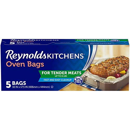 Reynolds Kitchens Oven Bags, Large, 5 Count