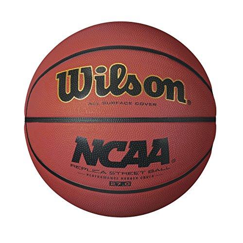 Sale!! Wilson NCAA Replica Rubber Basketball