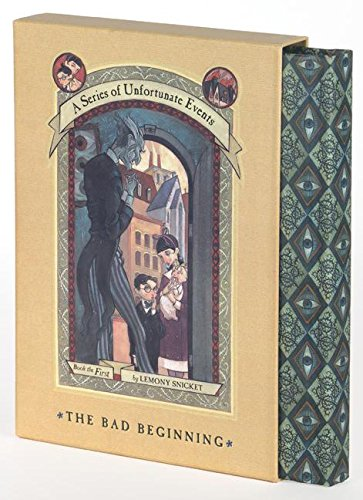 A Series of Unfortunate Events #1: The Bad Beginning Rare Edition