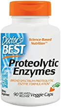 Best Proteolytic Enzymes 90 VCaps