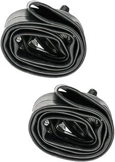 "Helonge 24 Inch Bike Inner Tube,2 Pack 24"" x 1.75-2.125 Bicycle Tire Tube, 34mm Schrader Valve"