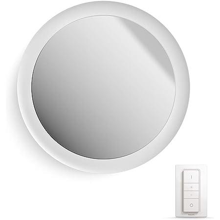 Philips Hue Adore Spiegelleuchte Beleuchteter Spiegel Metallic