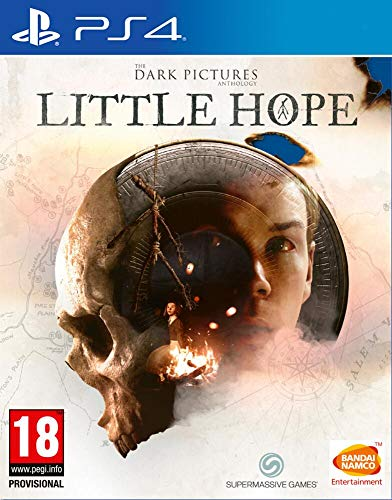 puissant Images sombres: Little Hope (PS4)