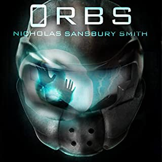 ORBS audiobook cover art
