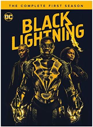 Black Lightning Season 1 S1 DVD product image