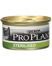 Purina ProPlan Sterilised Ton Ve Somonlu Kısırlaştırılmış Kedi Konserve 85 Gr