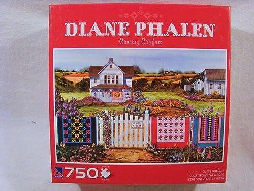 Descuento del 70% barato Diane Phalen 750 Piece Jigsaw Puzzle  Quilts For Sale Sale Sale by Sure-Lox  wholesape barato