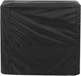 Barbecue BBQ Burner Cover Gas Grill Cover Heavy Duty Waterproof Polyester BBQ Barbecue Cover Secure Straps for Most Brands...