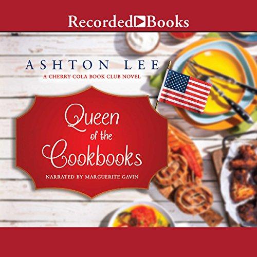 Queen of the Cookbooks audiobook cover art