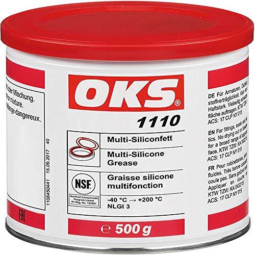 FORMAT 4038127402526–multi-siliconfett OKS 1110. 500g