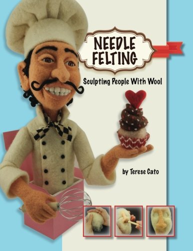 Needle Felting: Sculpting People With Wool