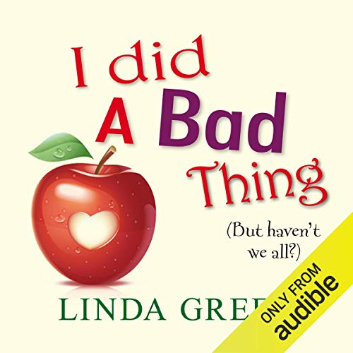 I Did a Bad Thing audiobook cover art