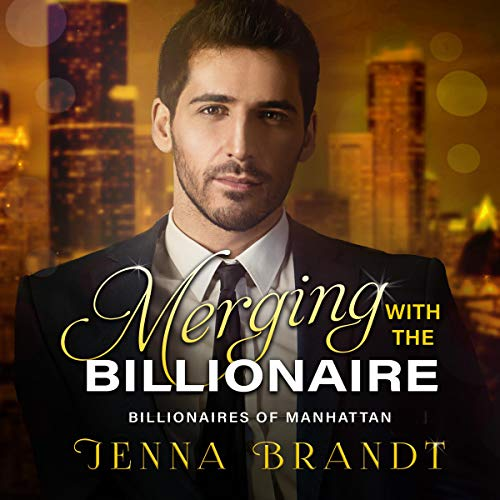 Merging with the Billionaire audiobook cover art