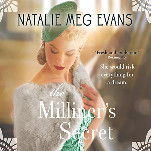 The Milliner's Secret audiobook cover art
