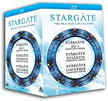 Stargate Collection - All Three Series Stargate Atlantis, Stargate SG-1, Stargate Universe on BLU RAY