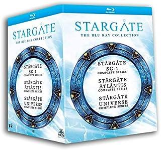 Stargate Collection - All Three Series Stargate Atlantis, Stargate SG-1, Stargate Universe on BLU RAY