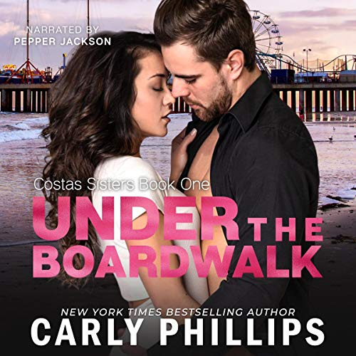 Under the Boardwalk  By  cover art