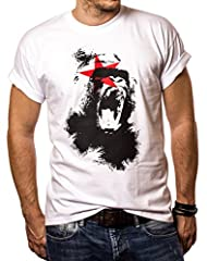 Camisetas con Animales - Monkey - Hombre