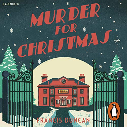 Murder for Christmas cover art