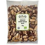 Bold & Pack - Nueces de Brasil enteras orgánicas (5 kg)
