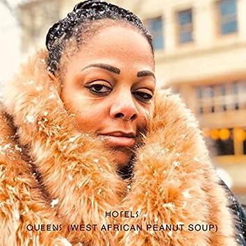 Queens (West African Peanut Soup)