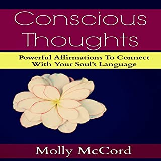 Conscious Thoughts audiobook cover art