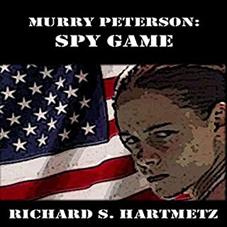 Murry Peterson: Spy Game cover art