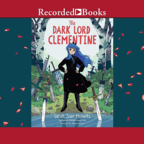 The Dark Lord Clementine audiobook cover art