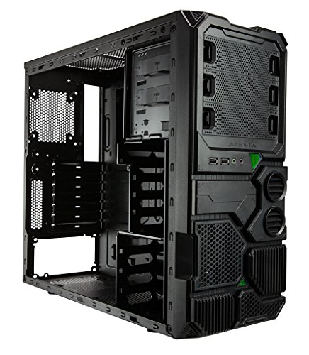 Build My PC, PC Builder, Apevia X-SNIPER2-GN