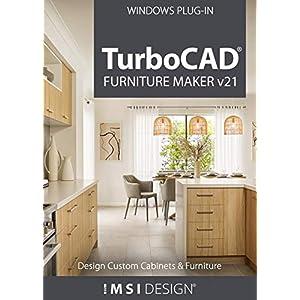 TurboCAD Furniture Maker v21 [PC Download]