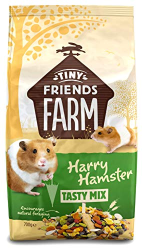 Supreme Tiny Friends Farm Harry Hamster...