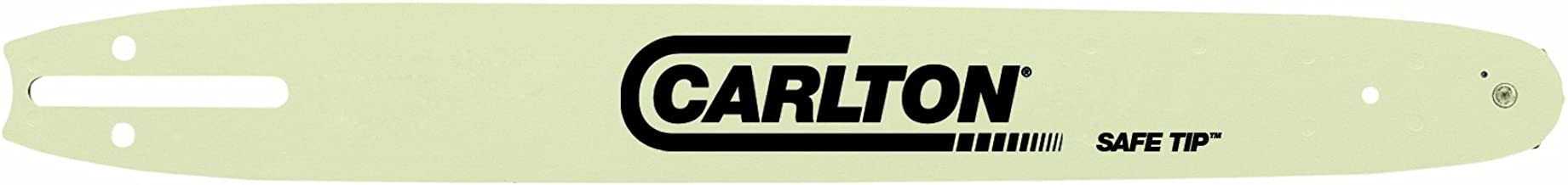 Carlton 12-10-N145-RK Safe Tip Chainsaw Cutting Bar, 12-Inch