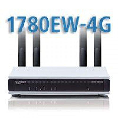 LANCOM 1781A-4G VPN/ISDN-router, ADSL2+ Modem(A/B/J/M, All-IP), LTE,