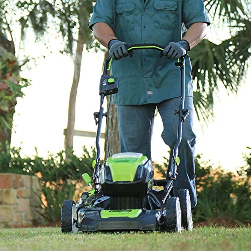 electric mower review