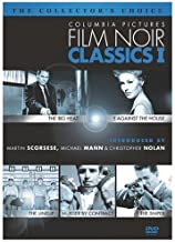 Columbia Pictures Film Noir Classics I: (The Big Heat / 5 Against the House / The Lineup / Murder by Contract / The Sniper)