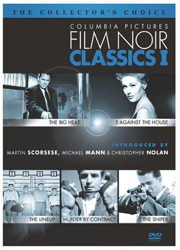 Cheap sale Columbia Pictures Film Noir Classics I The Heat Big Against 5 Denver Mall