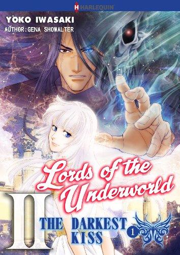 The Darkest Kiss 1: Harlequin comics (Lords of the Underworld:The Darkest Kiss) (English Edition)