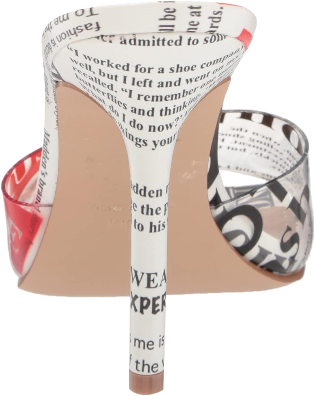 Steve Madden Women's Signal Heeled Sandal