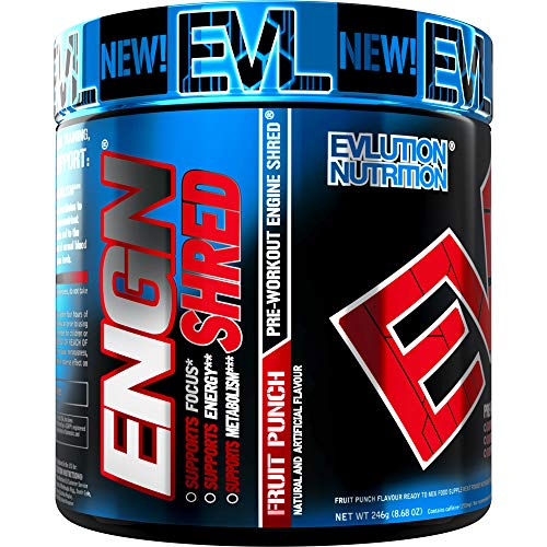 Evl Nutrition Engn Shred (30 Serv) 221 g