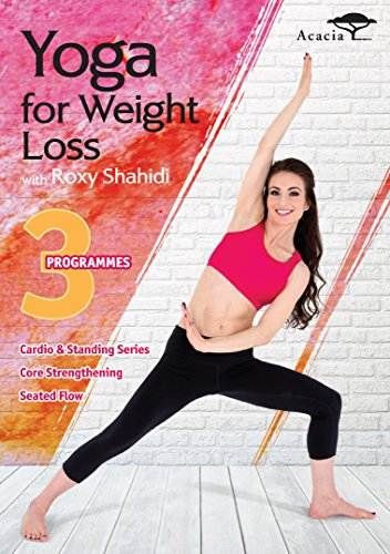 Yoga For Weight Loss With Roxy Shahidi (New for 2015 Leyla from Emmerdale) [DVD] [UK Import]