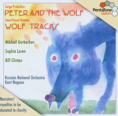 Peter And The Wolf - Wolf Tracks