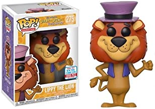 POP 2017 NYCC Exclusive Animation: Hanna Barbera - Lippy The Lion with NYCC Sticker