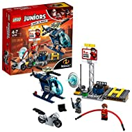 LEGO, the LEGO logo, the Mini-figure, DUPLO, LEGENDS OF CHIMA, NINJAGO, BIONICLE, MINDSTORMS and MIXELS are of the LEGO Group. 2017 The LEGO Group. All rights reserved. Enjoy imaginative play with this inspirational LEGO set.