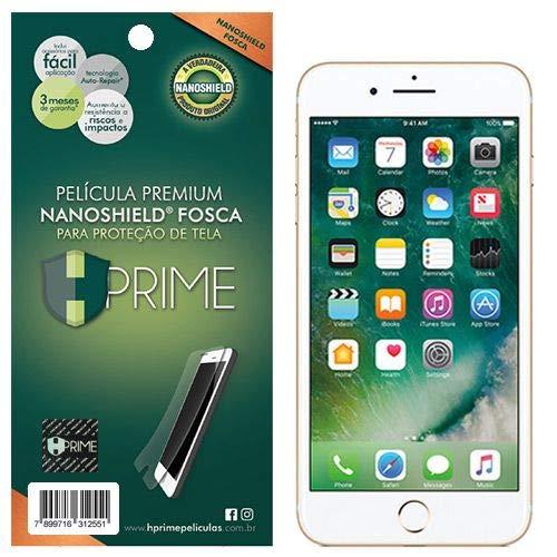 Pelicula NanoShield Fosca para Apple iPhone 7 Plus/8 Plus, HPrime, Película Protetora de Tela para Celular, Transparente