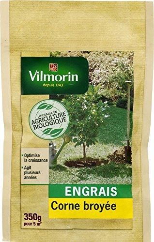 Vilmorin 6470350 - Los Fertilizantes orgánicos Cuerno tritu