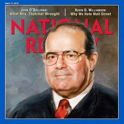 National Review - March 14, 2016 audiobook cover art