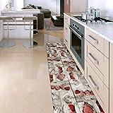 Zoom IMG-2 emmevi tappeto cucina shabby chic